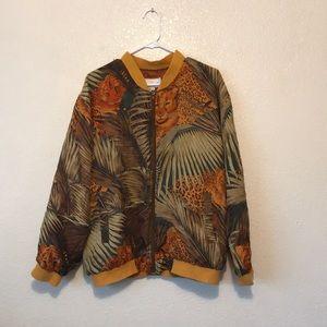 Other - Vintage safari jacket